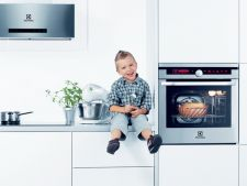 Electrolux equipment  -  choice best bring comfort in the your House