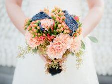 Nunta perfecta: ce flori NU trebuie sa ai in buchetul de nunta!