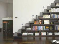 6 modele ingenioase de scari interioare