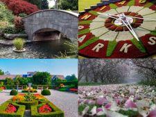 Cele mai frumoase gradini: Spectaculoasele gradini si parcuri ale Cascadei Niagara