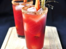 Bloody Caesar, un cocktail revigorant de vara
