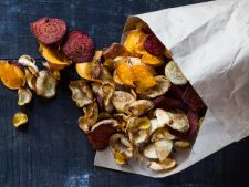 Healthy Alternative chips of  : 5 potatoes recipes unusual and delicious that no fat