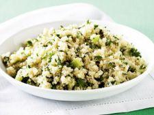Salata de quinoa si patrunjel, sursa ta de sanatate