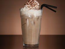 Ice coffee, bautura ideala pentru zilele caniculare