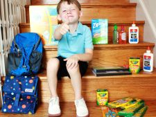 Prepare your child for  ! kindergarten How to do the most easy parting in first day