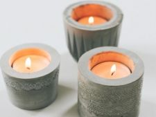 Put your skill at  ! trial a Create support candles