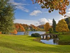 Cele mai frumoase gradini: Stourhead din Warminster, o opera de arta vie in Anglia
