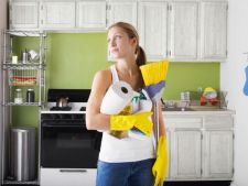5 places in the that House look to the clean