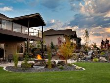 Decorate your yard with the stone 5 ideas to a good inspiration