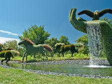 Cele mai frumoase gradini: Gradina Botanica din Montreal, o expozitie a artei verzi