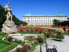 Cele mai frumoase gradini: Barocele Mirabell Gardens din Salzburg, Austria