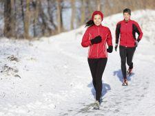 5 sfaturi pentru a alerga in siguranta pe timpul iernii