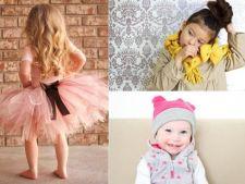 Cum sa creezi rapid si cu bani putini haine interesante pentru copilul tau