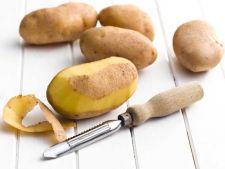 Curatarea legumelor si fructelor, o risipa de gust si sanatate! 7 alimente care se gatesc cu tot cu coaja