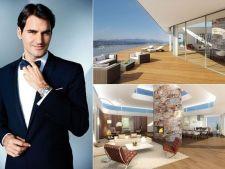Super palatul din sticla in care isi va muta familia Roger Federer