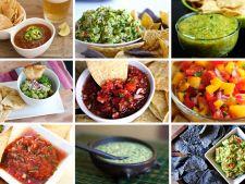 Petrecere ad-hoc in post? 5 aperitive delicioase care se prepara rapid