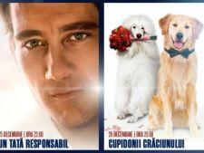 Craciunul te prinde cu bucurie la PRO Cinema!
