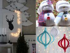 Esti in urma cu decorarea casei? Iata 7 ornamente extrem de simplu de realizat