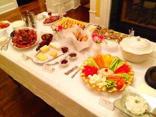 Ce sa pui pe masa de Revelion - 6 preparate simple si fancy pentru invitati speciali