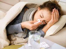 """Inca trei romani au murit din cauza gripei! Harta celor mai """"afectate"""" orase"""