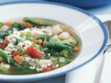 Supa dietetica cu legume, sursa ta de energie