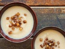 Supa crema de telina, rasfatul zilelor reci de iarna