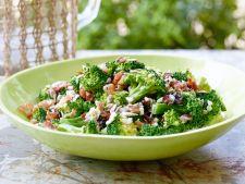Salata de broccoli, un deliciu in sezonul rece