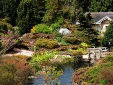 Gradina Botanica din Edinburgh, o bijuterie regala a Scotiei
