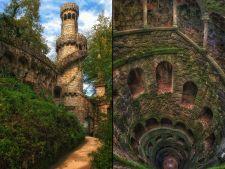 Quinta da Regaleira, un loc plin de mister si magie
