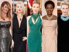 Bijuterii spectaculoase purtate de dive la Gala Premiilor Oscar 2015