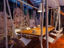 """Noul tau """"birou"""" din centrul Bucurestiului: Notelier, spatiul unde iti gasesti inspiratia"""