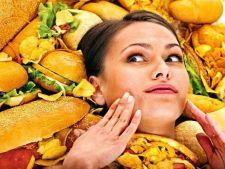5 alimente interzise mireselor in ziua nuntii