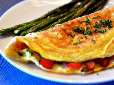 O reteta de omleta pentru fiecare dimineata lucratoare a saptamanii