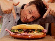Savurosul sendvis cu carne de curcan a la Jamie Oliver! O sa-ti lase gura apa!