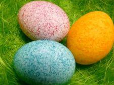 Cum sa ai cele mai frumoase oua de Paste. Secretul: orezul