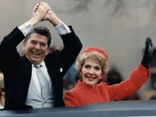 Nancy, sufletul pereche al lui Ronald Reagan