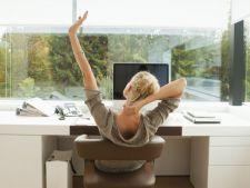 Atentie, patroni! Angajatii care lucreaza de acasa sunt mai productivi si mai fericiti