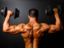 Barbatii musculosi, expusi riscului de cancer