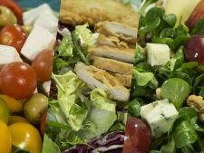 Gateste cu Oana: 3 salate fara retete