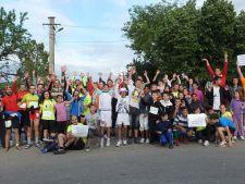 Alearga si tu pentru a ajuta copiii orfani