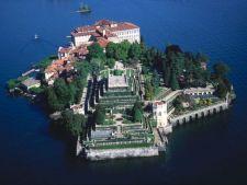 Gradinile Palatul Borromeo, paradisul verde din Insula Bella