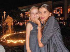 Monica Gabor, gest superb pentru fiica ei