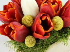 Ce aranjamente florale poti oferi in functie de anotimp