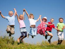 STUDIU Avem cei mai fericiti copii din lume!