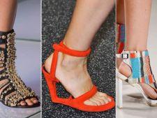 Tipuri de pantofi la moda in aceasta vara