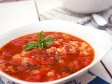 Pappa cu rosii, o reteta italiana ce iti va incanta papilele gustative