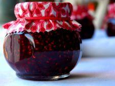 Dulceata aromata de zmeura, un deliciu in timpul iernii