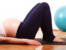 De ce sa faci sport pe timpul sarcinii. 7 beneficii pentru tine si copilul tau
