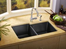 How to clean sink with  , natural products cuisine home