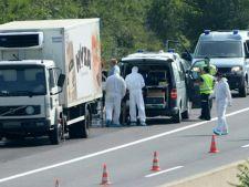71 de sirieni morti intr-un camion frigorific! Romani implicati in scandalul imigrantilor ilegali